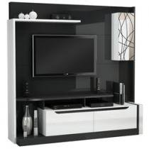 Estante Home Theater Coral 1 Porta 2 Gavetas