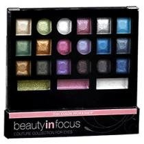 Estojo de Sombras Beauty in Focus - Markwins