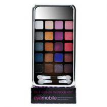 Estojo de Sombras Eye Mobile 5 20 Cores