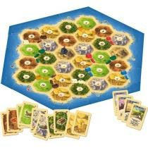 Expansão de Catan - Grow