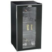 Expositor/Freezer Mini Bar Vertical 1 Porta 92L