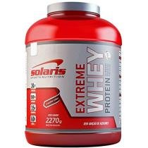 Extreme Whey Protein Chocolate com Menta 2,27Kg - Solaris Nutrition