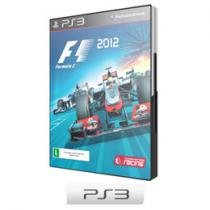 F1 2012 p/ PS3