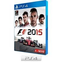 F1 2015 para PS4 - Codemasters