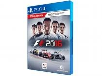F1 2016 para PS4 - Codemasters