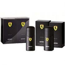 Ferrari Black Coffret Perfume Masculino