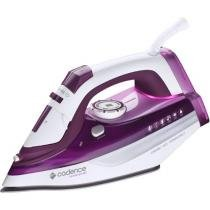 Ferro a Vapor Cadence Power Ceramic Pro Led - Roxo