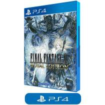 Final Fantasy XV Royal Edition para PS4 - Square Enix