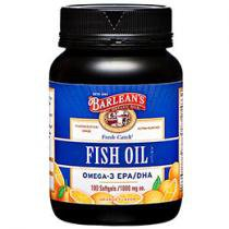 Fish Oil Caps 100 Softgels