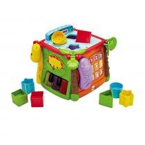 Fisher Price Cubo de Atividades - Mattel - Fisher Price