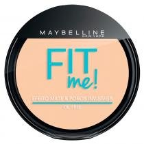 Fit Me! Maybelline - Pó Compacto - Maybelline