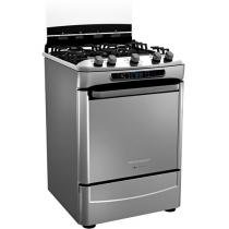 Fogo 4 Bocas Brastemp Gourmand BF960AR Inox