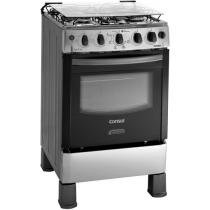 Fogo 4 Bocas Consul Facilite CF550BR Inox