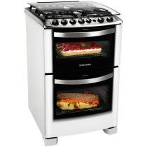 Fogo 4 Bocas Electrolux Celebrate 56DTB com Grill