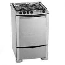 Fogo 4 Bocas Electrolux Celebrate 56SX Inox