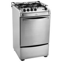 Fogo 4 Bocas Electrolux Chef 52SPX Inox