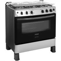 Fogo 5 Bocas Consul Facilite CF676AR Inox