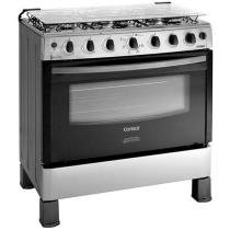 Fogo 6 Bocas Consul Facilite CF576BR Inox