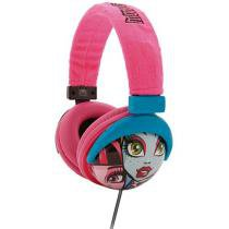 Fone de Ouvido Headset Monster High - Multilaser