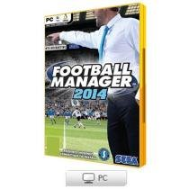 Football Manager 2014 para PC - Sega