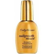 Fortalecedor de Unhas Nailgrowth Miracle 13,3ml - Sally Hansen