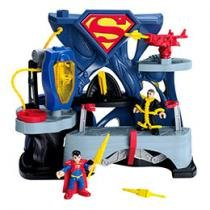 Fortaleza do Superman Imaginext - DC - Fisher-Price