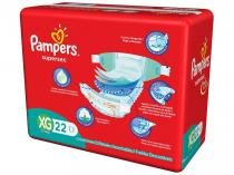 Fralda Pampers Supersec XG - 22 Unidades