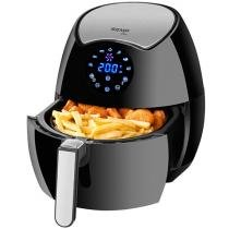 Fritadeira Elétrica Air Fryer Semp Toshiba - Fine Soft 3,2L com Display Digital