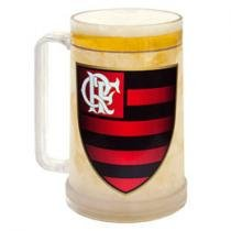 Frozen Mug 400 ml Doctor Cooler - Flamengo