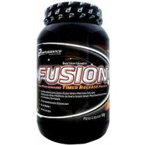 Fusion Timed Realese Whey Protein Baunilha 1Kg - Performance Nutrition