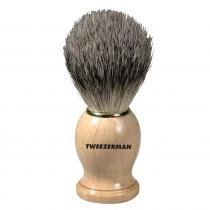 G.E.A.R. Deluxe Shaving Brush Tweezerman - Pincel de Barbear - Pincel de Barbear