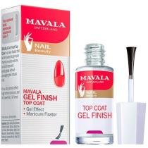 Gel Finish Top Coat 10ml - Mavala