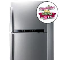 Geladeira/Refrigerador LG Frost Free Duplex 441L
