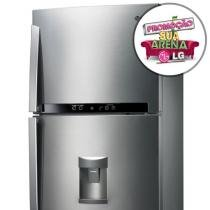 Geladeira/Refrigerador LG Frost Free Duplex