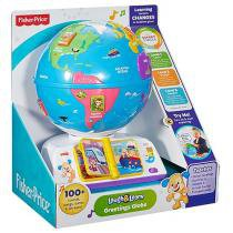 Globo Laugh e Learn Emite Sons - Fisher-Price