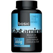Glutamina 300g - Basic Nutrition