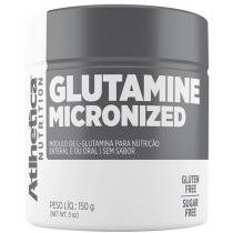Glutamine Micronized 150g - Atlhetica Evolution