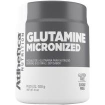 Glutamine Micronized 300g - Atlhetica Evolution