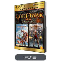 God of War Collection para PS3 - Coleção Favoritos - Sony