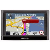 "GPS Automotivo Garmin Nüvi 42LM Tela 4,3"" - Text to Speech com 2.489 Cidades Navegáveis"