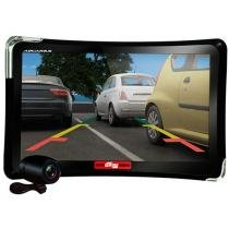 GPS Automotivo Quatro Rodas Aquarius Tela 7 - Touch Screen com TV Digital e Câmera de Ré
