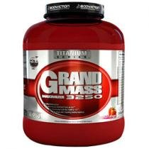 Grand Mass 3250 Titanium Series 3Kg Morango
