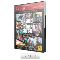 Grand Theft Auto: Episodes from Liberty City para - PS3 Rockstar