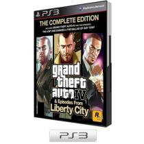 Grand Theft Auto IV Complete Edition p/ PS3 - Take 2