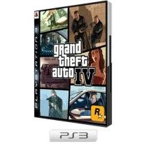 Grand Theft Auto IV p/ PS3