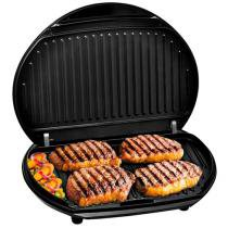 Grill 1500W em Inox Placa Antiaderente