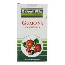 Guaraná 45 Cápsulas - Orient Mix