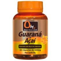 Guaraná + Açaí 60 Softgel - OH2 Nutrition