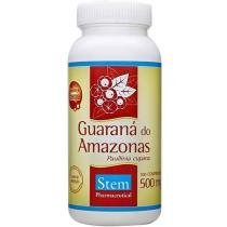 Guaraná do Amazonas 100 Cápsulas - Stem Pharmaceutical