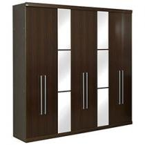 Guarda-Roupa Casal Napoli 6 Portas 4 Gavetas